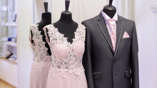 Představení prostor svatebního salonu Camilla Style