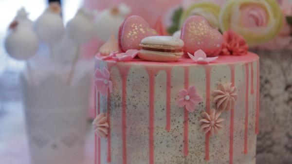 Candy bary a ochutnávka dortů