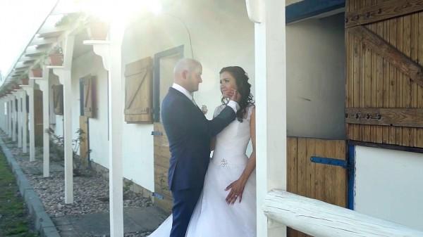 Svatební video Petry a Josefa